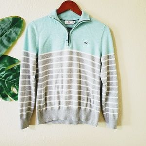 Vineyard Vines 1/4 Zip Sweater